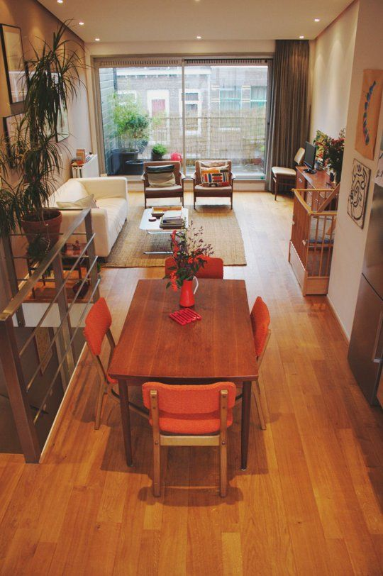 Small Living Room Apartment Therapy: Elena & Judd's Cozy Amsterdam Apartment