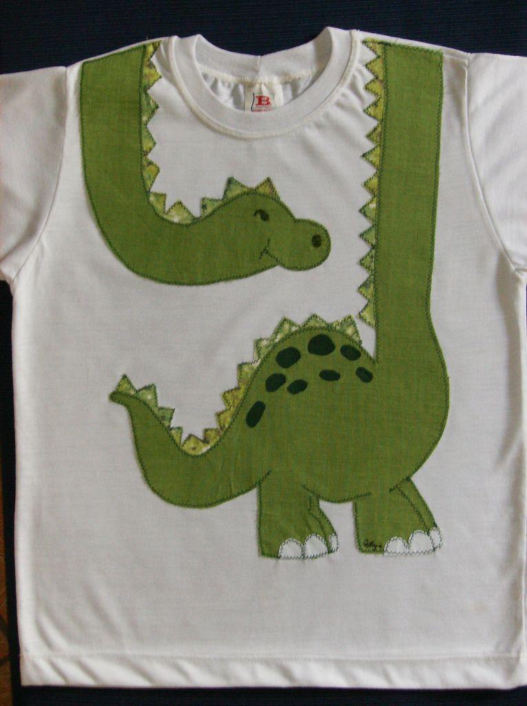 857d5ce5a4 camiseta infantil de dinossauro