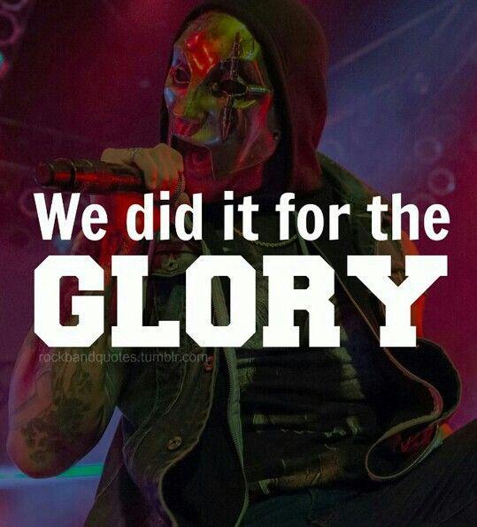 ~Glory (Hollywood Undead)