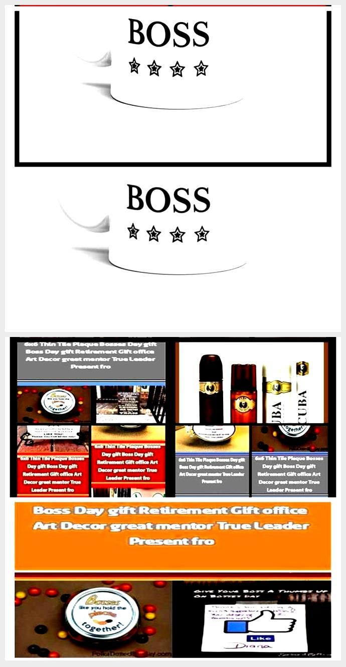 35 DIY Gifts for The Office These gift ideas will get you ready for Boss's Day! ...