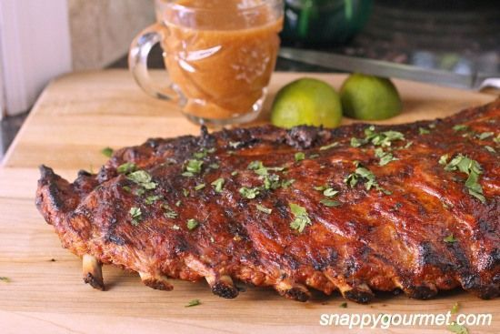 Tropical Pineapple & Honey BBQ Ribs plus 24 more Grilling Recipes