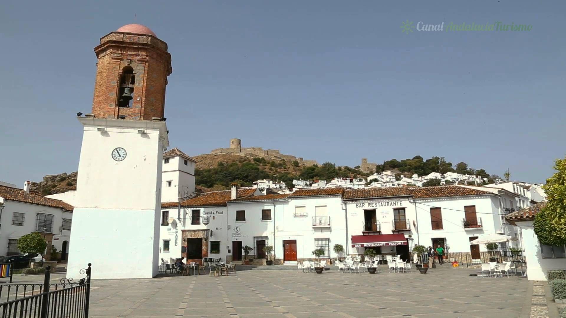Paseando por Jimena de la Frontera. Cádiz