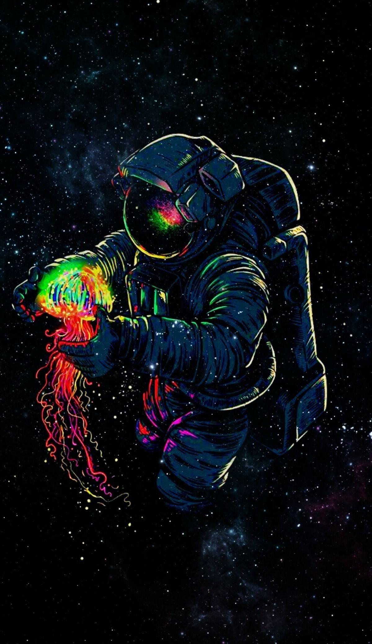 Amazing Wallpapers Wallpaper Space Astronaut Wallpaper Galaxy Art