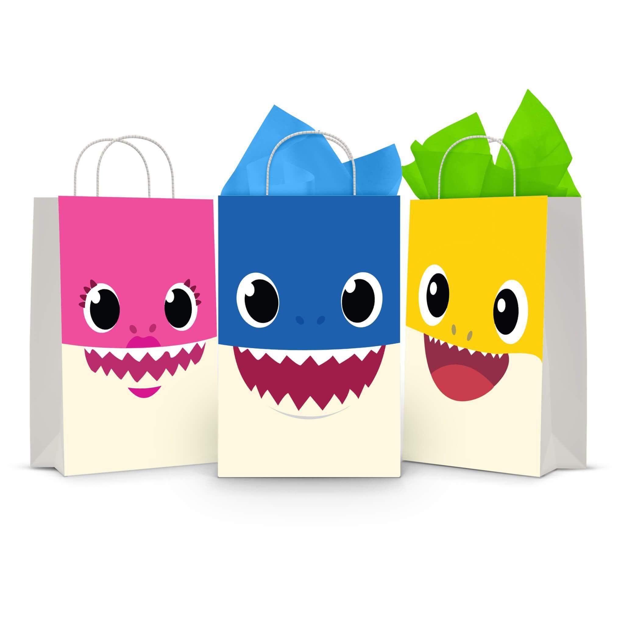 Baby Shark Goodie Bags | Printable