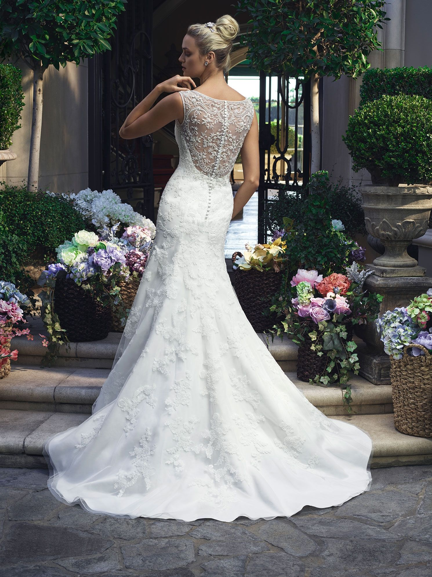 Style wedding gowns pinterest casablanca vintage glamour