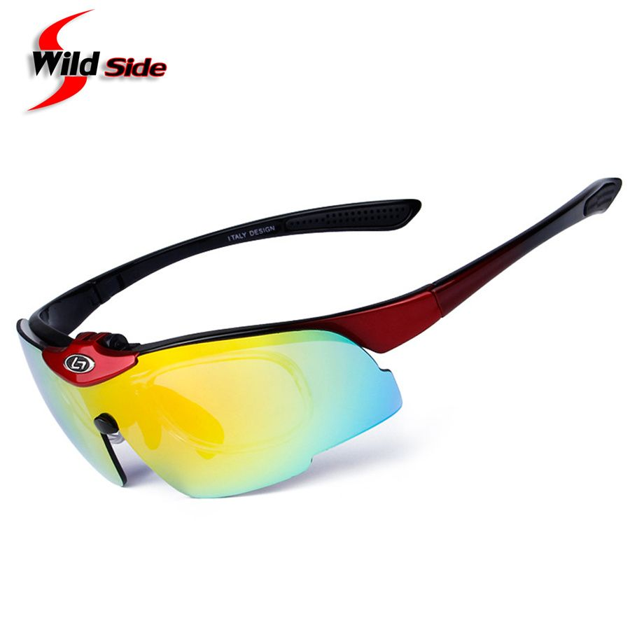 1759c72f04 Aliexpress.com   Buy OBAOLAY Gafas Ciclismo Cycling Glasses Myopia Frame  Fishing Riding Polarized Goggles Bike Eyewear Sunglasses Occhiali Ciclismo  from ...