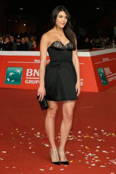 Giulia Salemi - Brimstone Premiere sy Venice Film