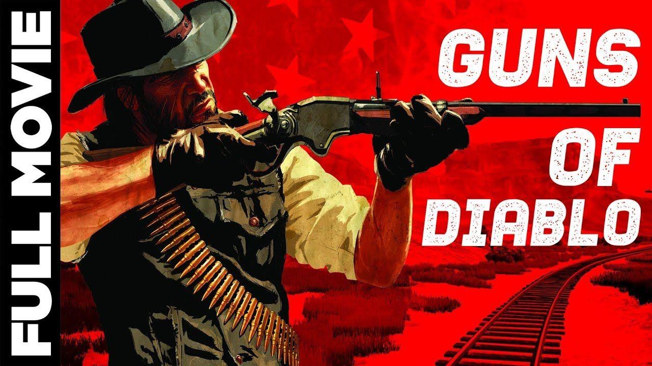 Guns of Diablo (1965) English Classic Romantic Movie