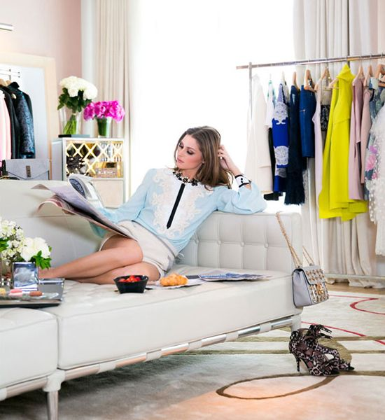 Exclusive First Look Olivia Palermo Invites You Into Her Room Olivia Palermo Lookbook Olivia Palermo Palermo