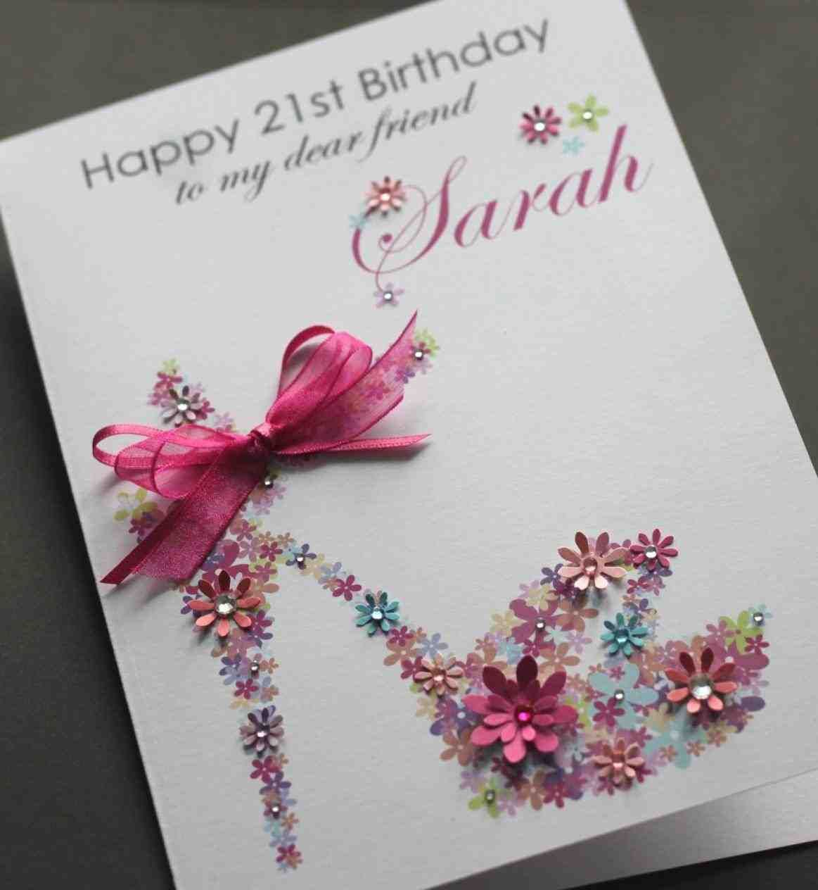 Make Birthday Cards Online When The Pti Year Of Flowers Roses Set Came Out I Knew Was Going To Use It For Her Card Because She Loves