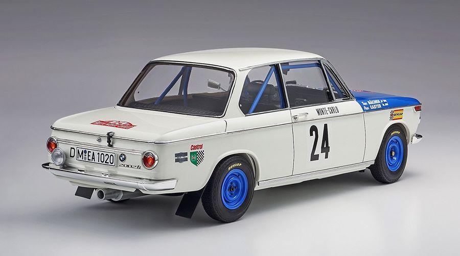 Hasegawa 20332 BMW 2002 ti 1969 Monte Carlo Rally 1/24