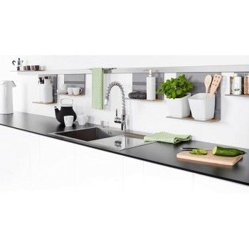 Linero MosaiQ Starterset Maxi Titan grau / Relingsystem