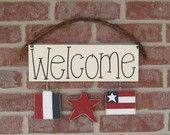 This will be cute by my front door! :)