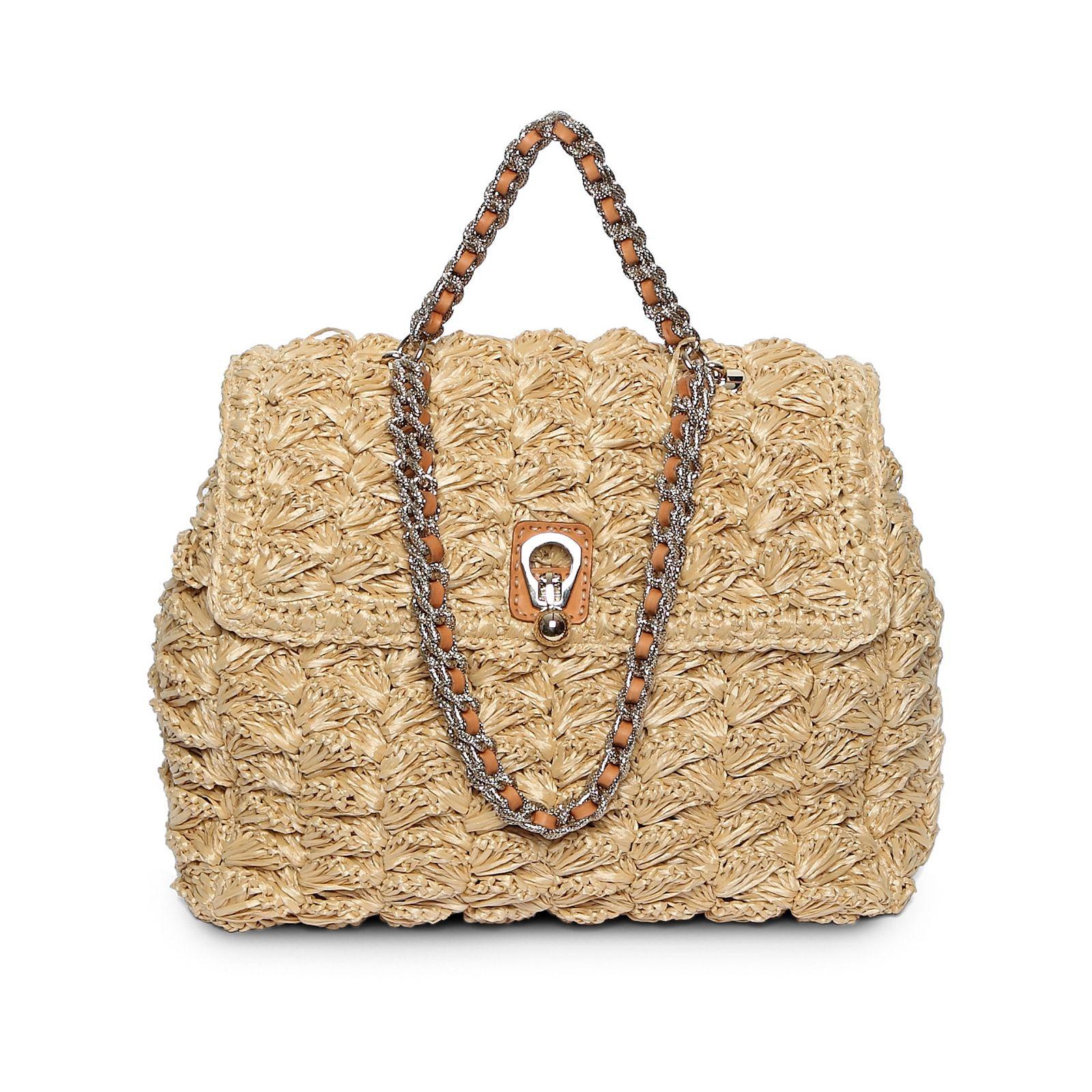 Borse Uncinetto Dolce E Gabbana Cerca Con Google Crochet Bag