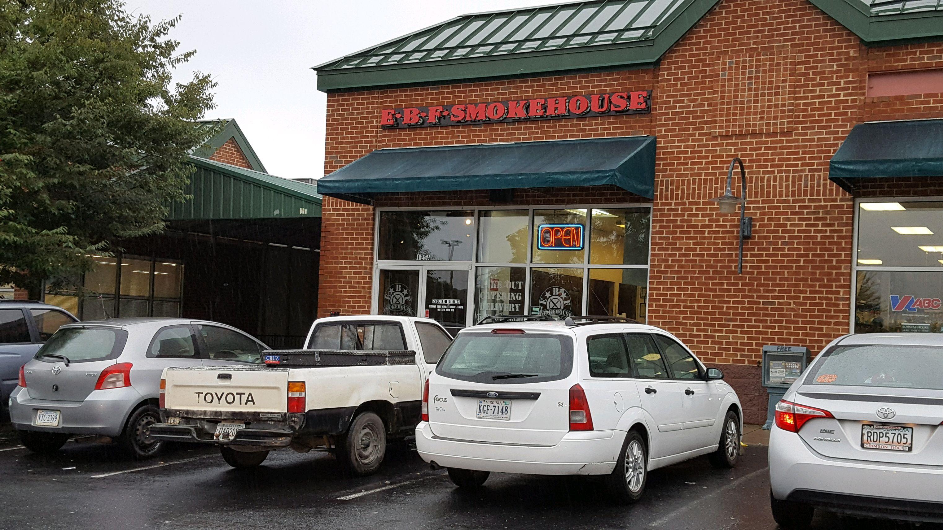 Ebf smokehouse waynesboro va waynesboro smokehouse