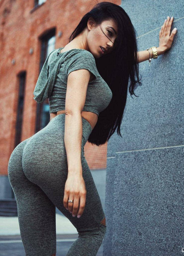 sexy yoga  body girl lesbian hot