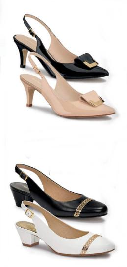 6ba1cbdd Tacones para la oficina de Andrea. Zapatos de vestir de mujer, zapatos de  moda, zapato para el trabajo.