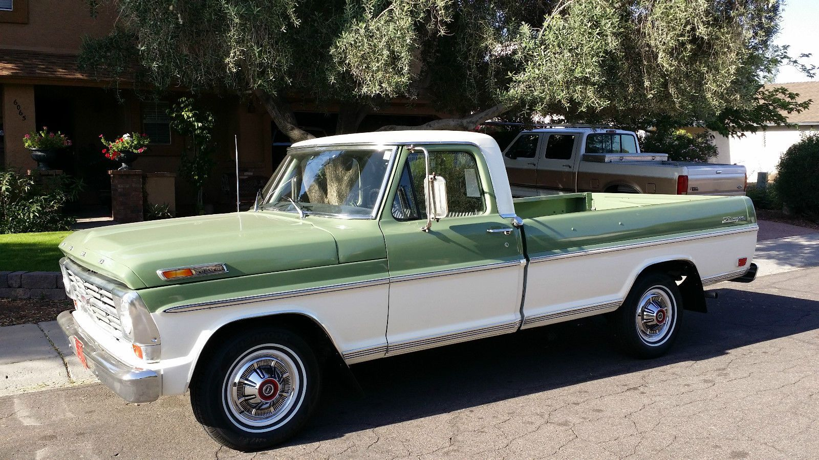 Ford : F-100 Ranger | Ford, Ford trucks and Motor car
