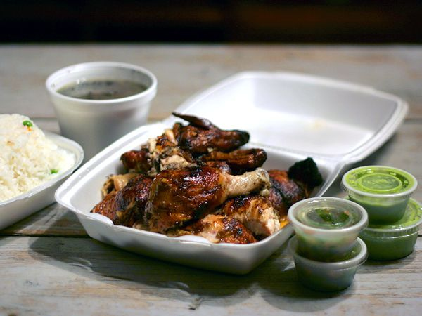 Pollo A La Brasa Koreatown Tender Breasts The Delicious Life Food Inspiration Chicken Recipes Cooking Recipes