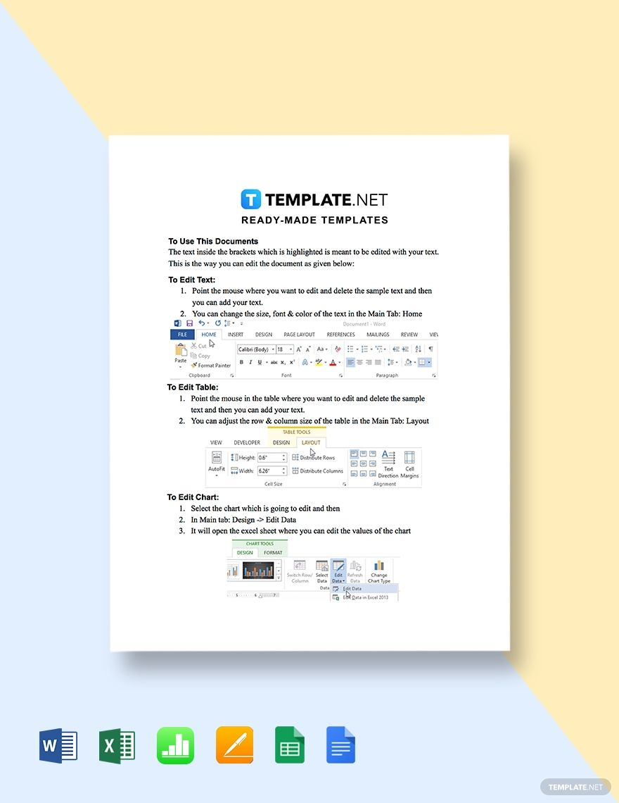 It Consulting Receipt Template Free Pdf Word Excel Apple Pages Google Docs Google Sheets Apple Numbers Receipt Template Templates Proposal Templates