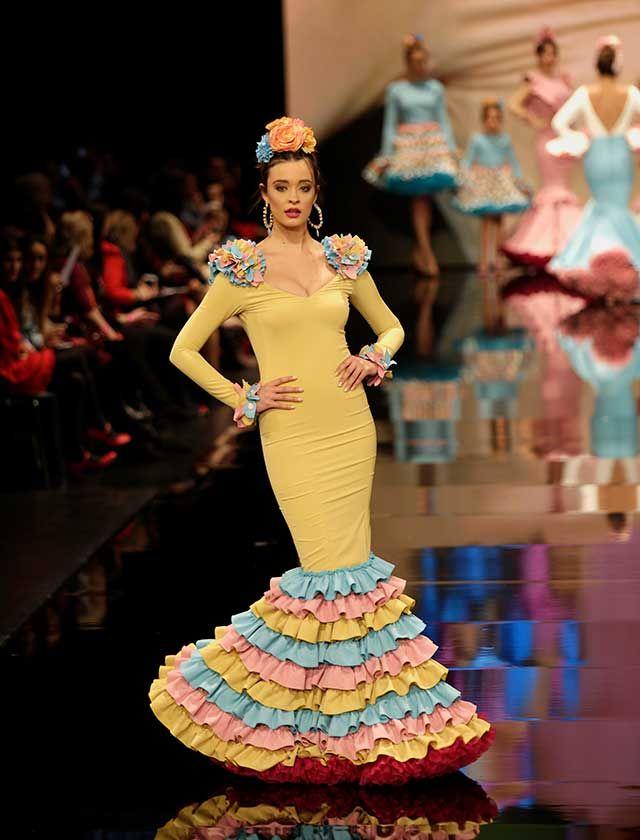 descuento más bajo bajo costo nueva colección SIMOF 2018: el desfile de Carmen Raimundo, en fotos | Trajes de ...