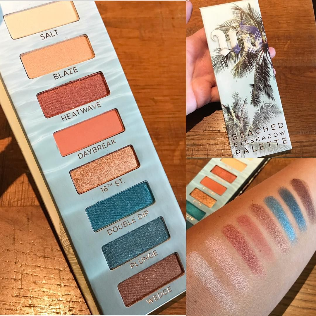 Beached Eyeshadow Palette by Urban Decay #16