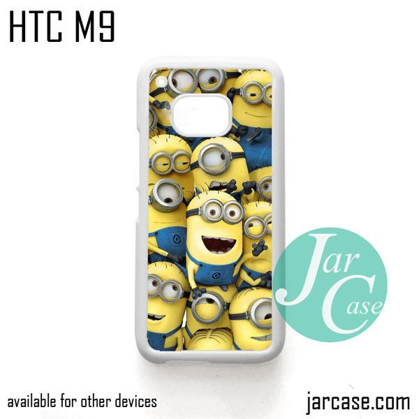Minions - Z Phone Case for HTC One M9 case and other HTC Devices