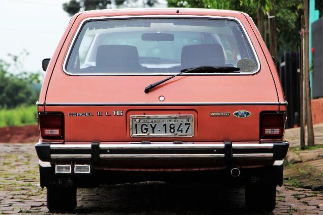 Ford Belina Ii 1980 Espetacular Com Ar Condicionado Ford