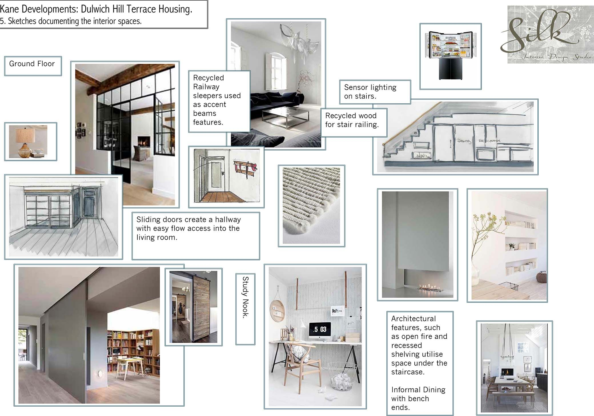 Interior design presentation boards google search thl - Interior design presentation layout ...
