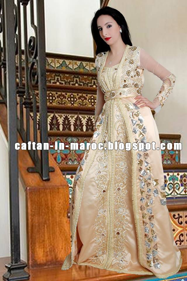 Boutique de caftan Marocain en ligne   magazine spécialiste en présentation  de tenues traditionnelles du Maroc vous présente cette sélectio. e6a9bd8bebc
