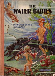 """In fact, the fairies had turned him into a water-baby.  A water-baby?  You never heard of a water-baby.  Perhaps not.  That is the very reason why this story was written.""― Charles Kingsley, The Water Babies: A Fairy Tale For A Land Baby"