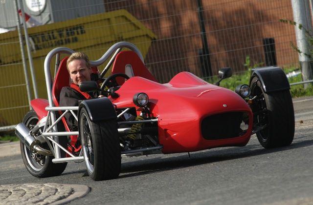 Mev Tr1ke 3 Wheel Kit Cars Reverse Trike If You Are Looking