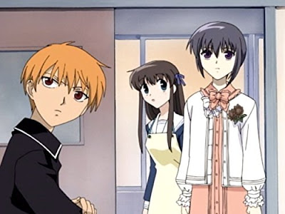 New On Blu Ray Fruits Basket 2001 The Complete Series Classics Fruits Basket Fruits Basket Anime Anime