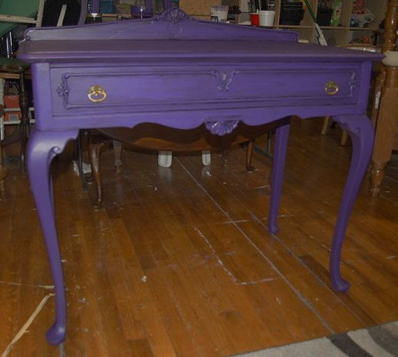 les 25 meilleures id es de la cat gorie bureau violet sur pinterest meubles violet d cor. Black Bedroom Furniture Sets. Home Design Ideas