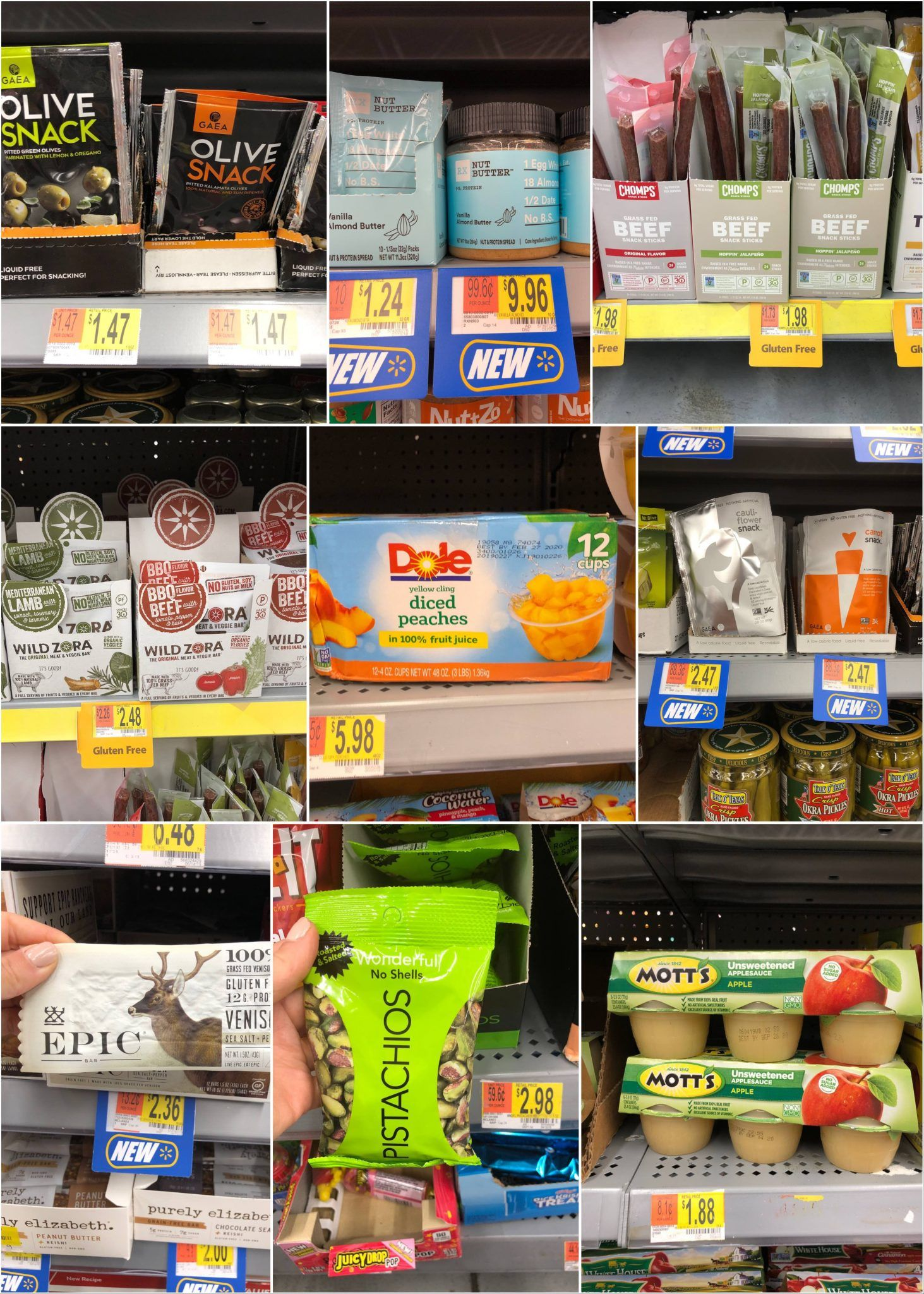 Whole30 Walmart Grocery Guide with Prices Whole 30