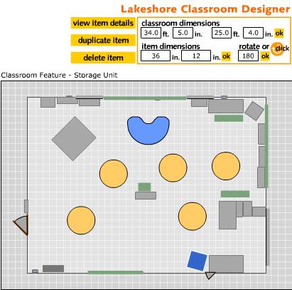 classroom designer