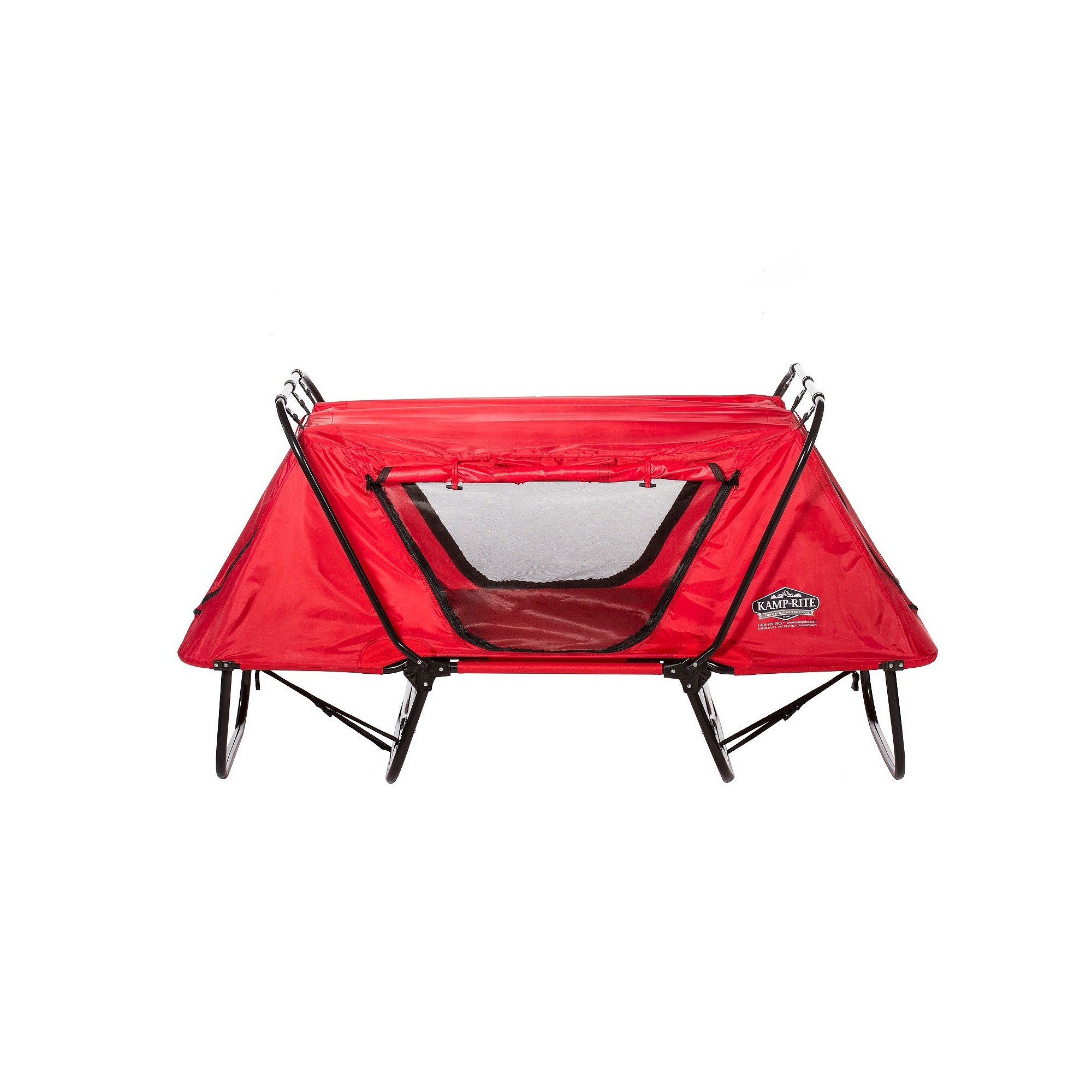 K&-Rite Kidu0027s Tent Cot with Rain Fly - Red  sc 1 st  Pinterest & Kamp-Rite Kidu0027s Tent Cot with Rain Fly - Red | Tent cot Rain fly ...
