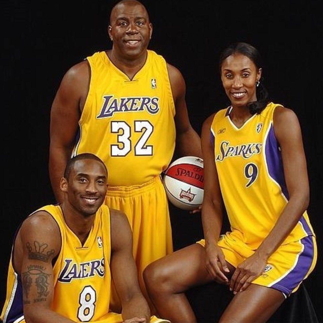 quality design 654c6 cda8b Deportes, Deportes Baloncesto, Jugadores De Baloncesto, Magic Johnson, Wnba,  Kobe Bryant