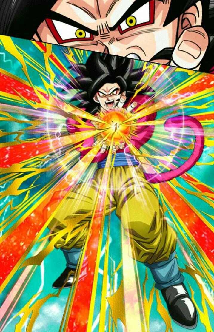 Goku fase 4