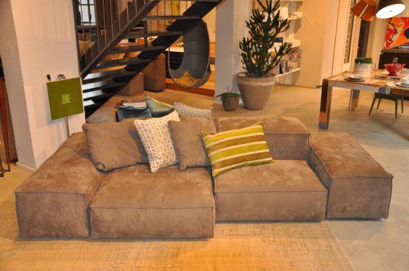 Divano living divani extra soft a bergamo home sofa for Divani comodi