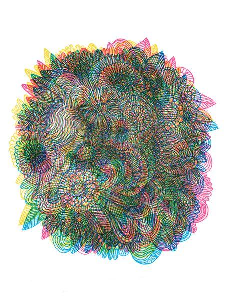 """""""Hallucinations"""" by Marcelo Romero"""