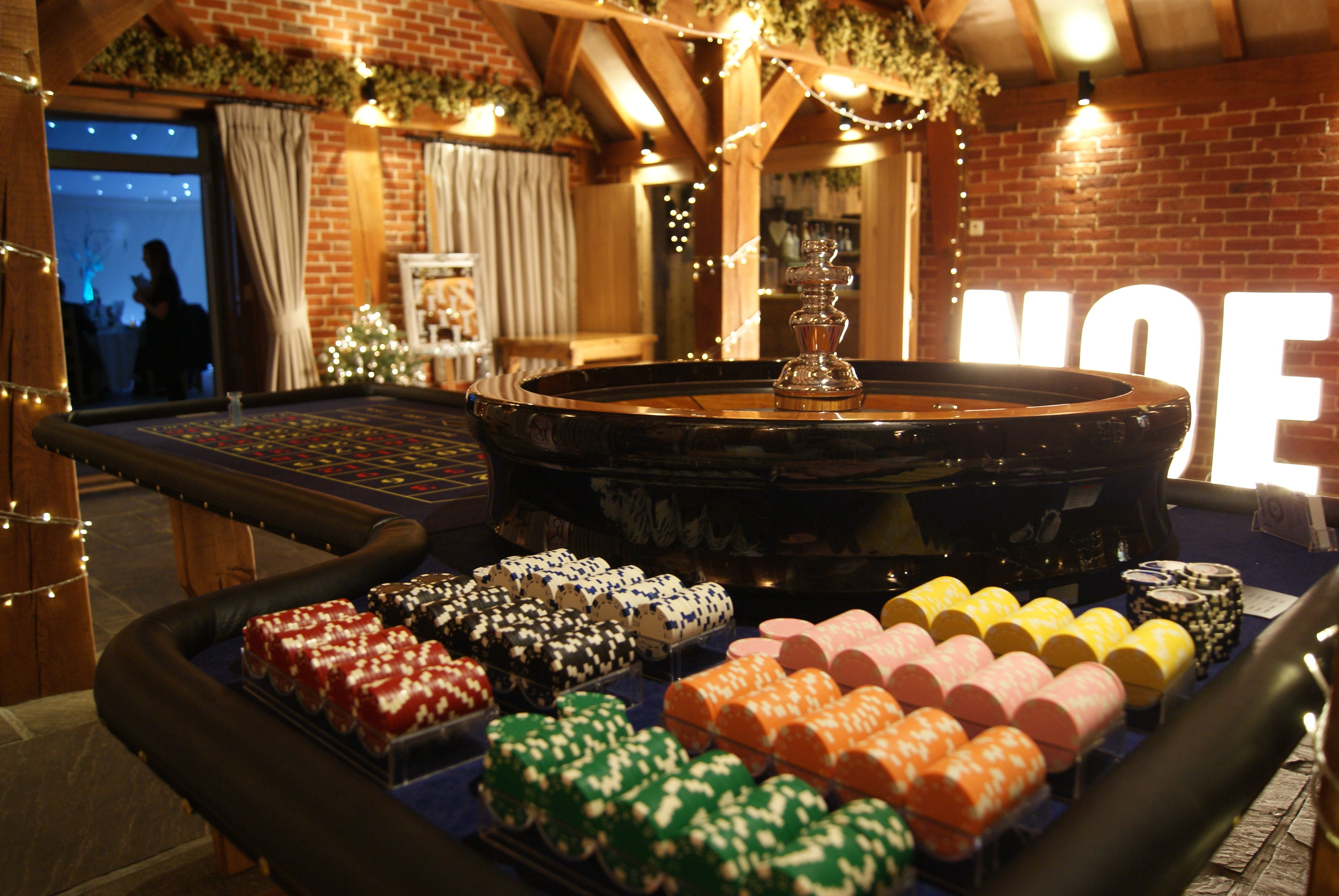 Genting Casino Christmas Menu