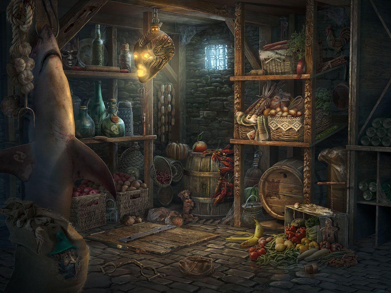 Hidden Object Game List Hidden object games, Adventure