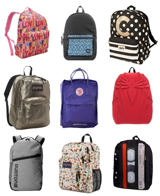 23 cool backpacks for teens, big kids | Backpacks, Teen and School
