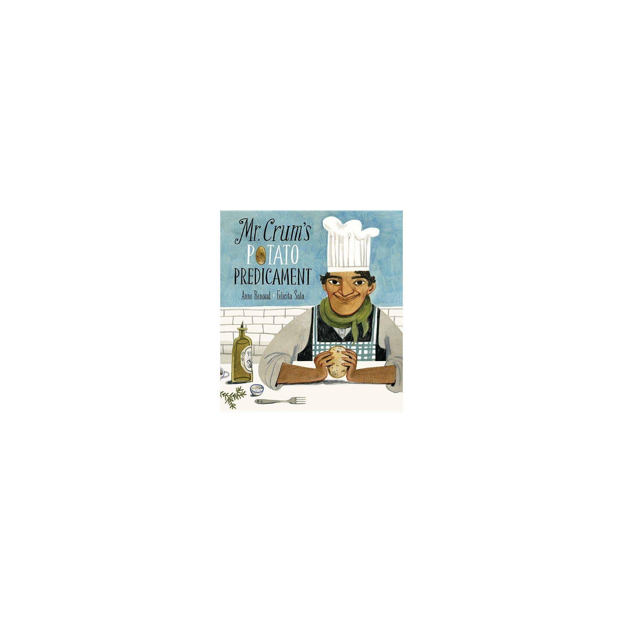 Mr. Crum's Potato Predicament - by Anne Renaud (Hardcover) #potatowedgesselbermachen Mr. Crum's Potato Predicament - by Anne Renaud (Hardcover) #potatowedgesselbermachen Mr. Crum's Potato Predicament - by Anne Renaud (Hardcover) #potatowedgesselbermachen Mr. Crum's Potato Predicament - by Anne Renaud (Hardcover) #potatowedgesselbermachen Mr. Crum's Potato Predicament - by Anne Renaud (Hardcover) #potatowedgesselbermachen Mr. Crum's Potato Predicament - by Anne Renaud (Hardcover) #potatowedgessel