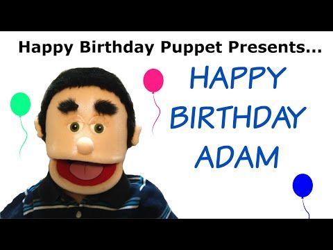 Happy Birthday Adam Funny Birthday Song Youtube Funny Happy