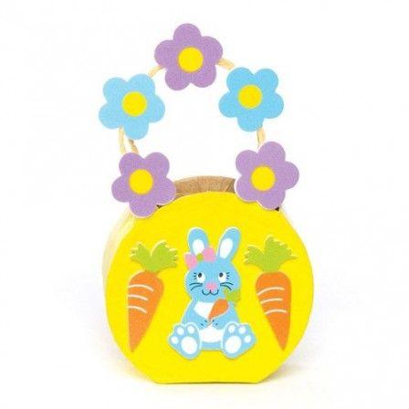 35db3fd7dd355a Idées créatives pour bricolage sur le thème de Pâques   acheter des  fournitures créatives pour animer un atelier de Pâques avec les enfants.
