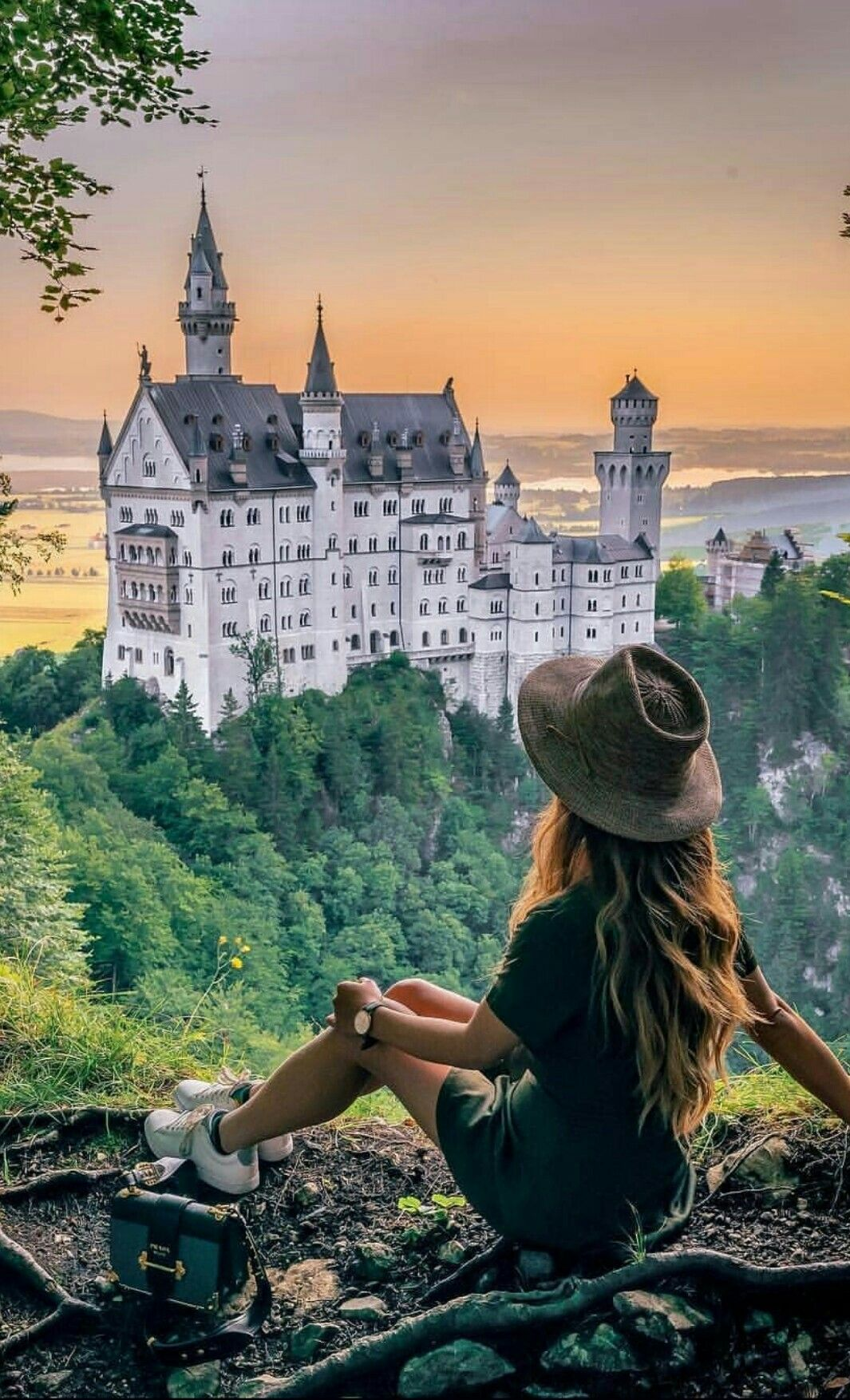 Neuschwanstein Castle Schwangau Germany C Discover Europe Neuschwanstein Castle Germany Travel Travel