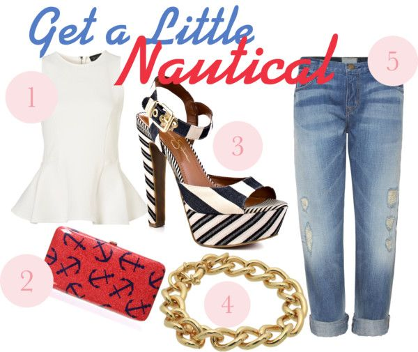 CocoKouture - Get a Little Nautical This Summer