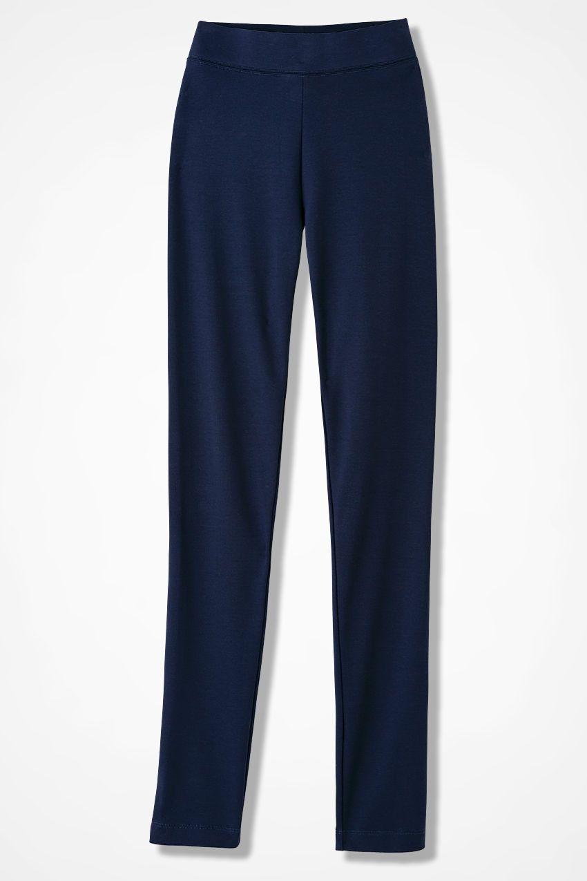 2ecbb00c867133 Essential Supima® Leggings - Women's Pants   Coldwater Creek ...